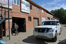 Patrol Y62 2012.08.20 гидроподвеска_1