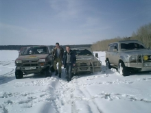 Обское море 2005.03.27